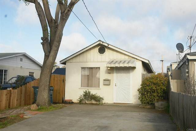941 12Th Street, Imperial Beach, CA 91932 (#PTP2101587) :: Steele Canyon Realty