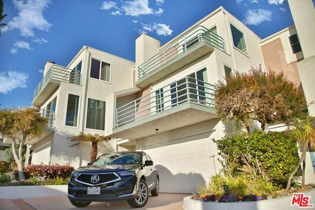 867 Aubrey Court #3, Hermosa Beach, CA 90254 (#21702596) :: The Bhagat Group