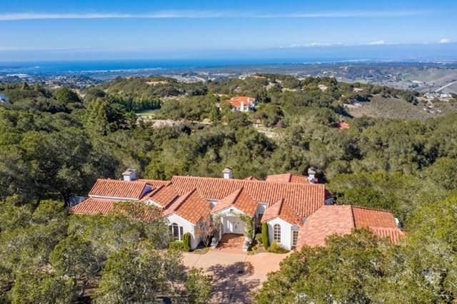 11971 Saddle Road, Monterey, CA 93940 (#ML81833567) :: Steele Canyon Realty