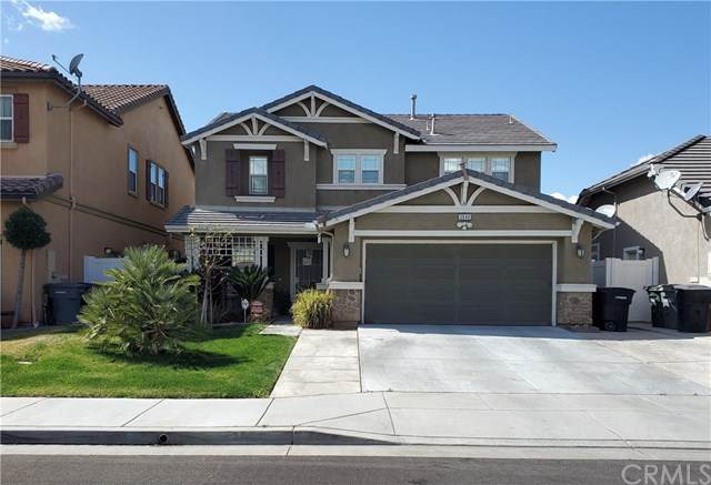 3640 Freesia Street, Perris, CA 92571 (#CV21051524) :: A|G Amaya Group Real Estate