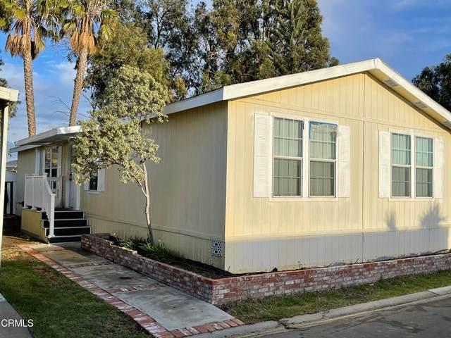 18 Via Rosal #18, Camarillo, CA 93012 (#V1-4418) :: Wahba Group Real Estate | Keller Williams Irvine
