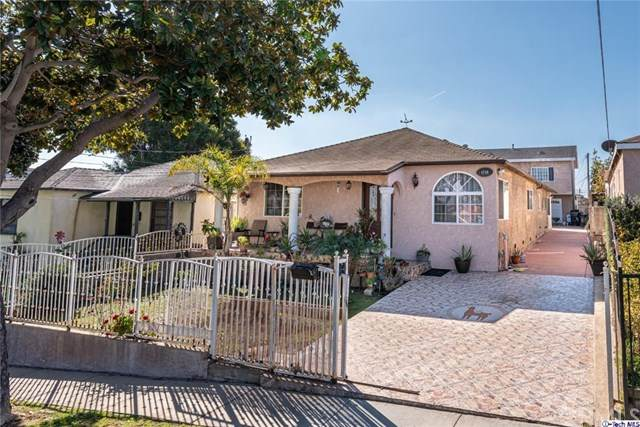 4718 W 168th Street, Lawndale, CA 90260 (#320005318) :: eXp Realty of California Inc.