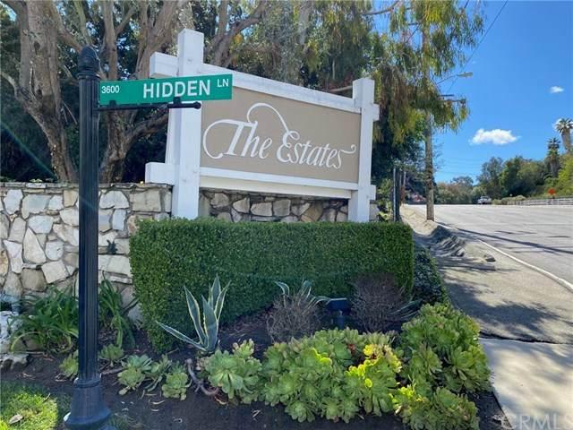 3617 W Hidden Lane B, Rolling Hills Estates, CA 90274 (#PV21051950) :: Compass