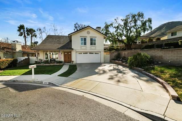 3858 Calle Mazatlan, Newbury Park, CA 91320 (#221001285) :: Koster & Krew Real Estate Group | Keller Williams