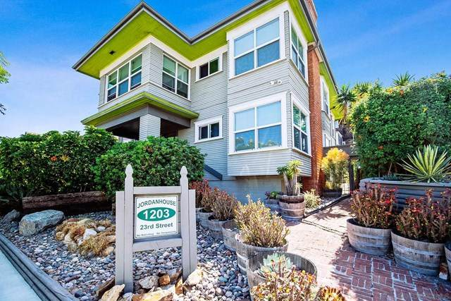1203 23rd Street, San Diego, CA 92102 (#210006527) :: Koster & Krew Real Estate Group | Keller Williams