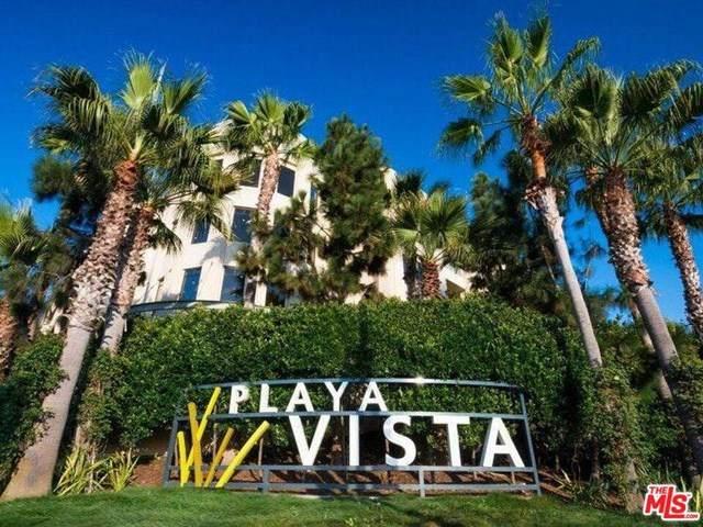 6400 Crescent Park East #211, Playa Vista, CA 90094 (#21705016) :: Team Tami