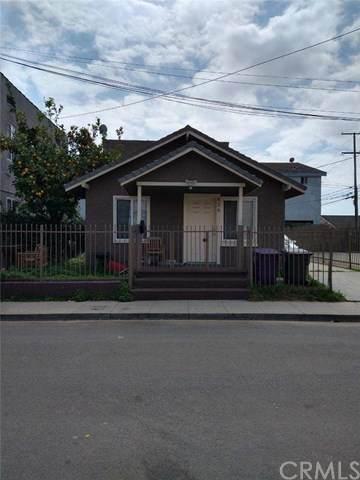 926 E 11th Street, Long Beach, CA 90813 (#OC21053561) :: The Bhagat Group