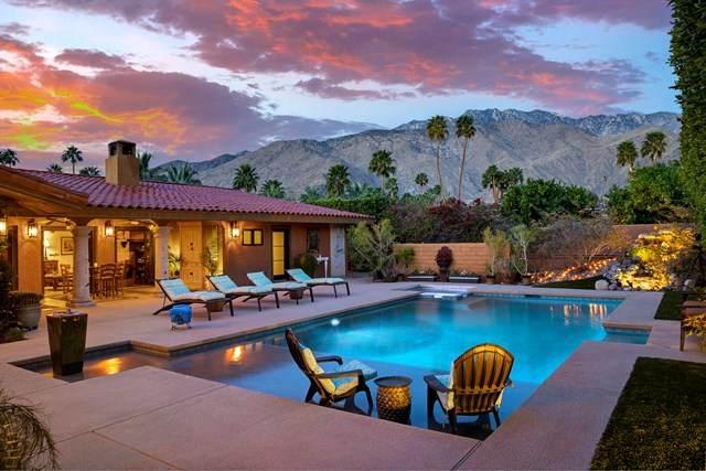 986 E Mel Avenue, Palm Springs, CA 92262 (#219058869DA) :: Wendy Rich-Soto and Associates