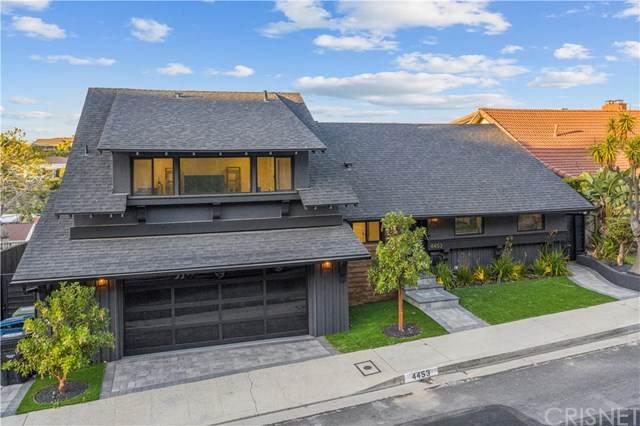 4453 Don Milagro Drive, Baldwin Hills, CA 90008 (#SR21054122) :: Wendy Rich-Soto and Associates