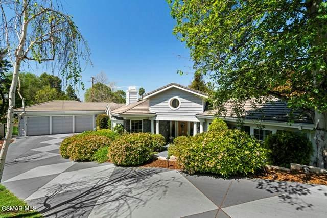 1433 Pleasant Oaks Place, Thousand Oaks, CA 91362 (#221001339) :: Jett Real Estate Group