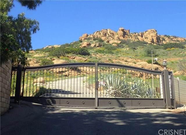 0 Thompson Lane, Chatsworth, CA 91311 (#SR21054812) :: The Brad Korb Real Estate Group