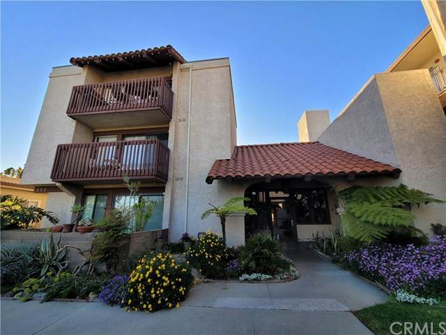 353 N Colorado Place #303, Long Beach, CA 90814 (#SB21054984) :: The Bhagat Group