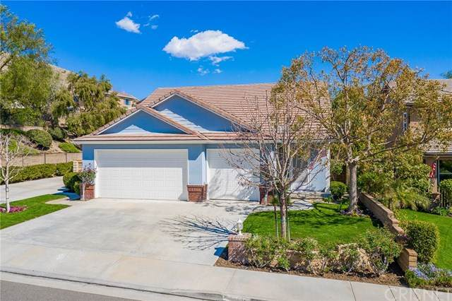 28962 High Sierra, Saugus, CA 91390 (#SR21055817) :: Wendy Rich-Soto and Associates