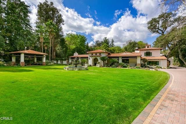 4229 Oakwood Avenue, La Canada Flintridge, CA 91011 (#P1-3784) :: The Brad Korb Real Estate Group