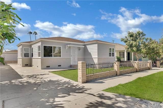 1477 Lemon Avenue, Long Beach, CA 90813 (#OC21056023) :: The Bhagat Group