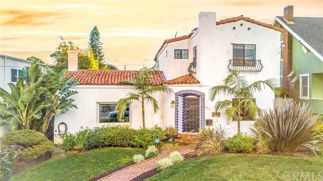 551 W 37th Street, San Pedro, CA 90731 (#PV21053473) :: Koster & Krew Real Estate Group | Keller Williams
