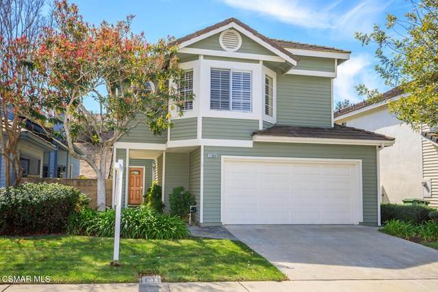 11966 Alderbrook Street, Moorpark, CA 93021 (#221001396) :: eXp Realty of California Inc.