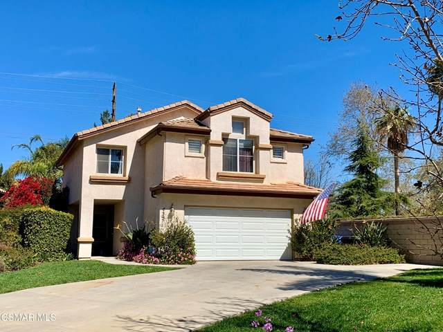 435 Siskin Place, Simi Valley, CA 93065 (#221001404) :: Koster & Krew Real Estate Group | Keller Williams