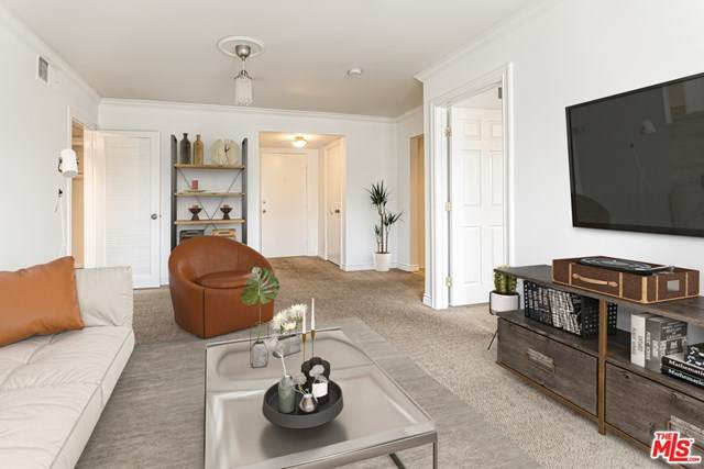 972 E California Boulevard #311, Pasadena, CA 91106 (#21705314) :: The Brad Korb Real Estate Group