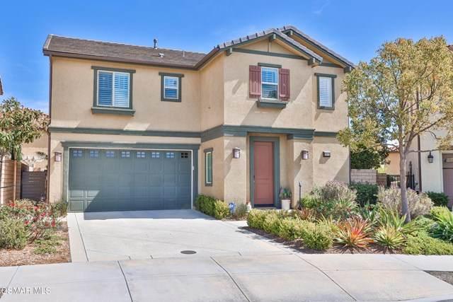 7072 Baneberry Avenue, Moorpark, CA 93021 (#221001418) :: eXp Realty of California Inc.