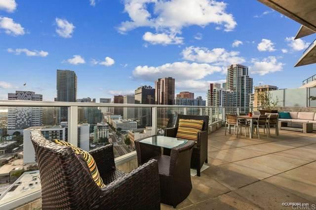1080 Park Boulevard #1701, San Diego, CA 92101 (#PTP2101874) :: Koster & Krew Real Estate Group | Keller Williams
