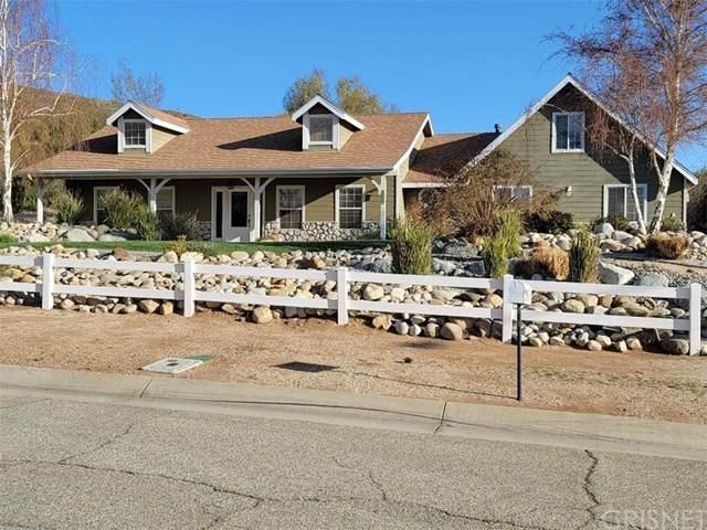 3809 Sourdough Road, Acton, CA 93510 (#SR21058236) :: Wendy Rich-Soto and Associates