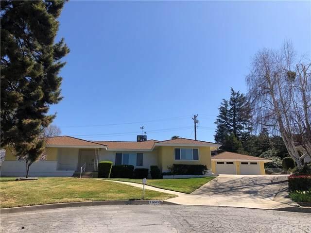 11443 Golden Gate Court, Yucaipa, CA 92399 (#EV21058556) :: A|G Amaya Group Real Estate
