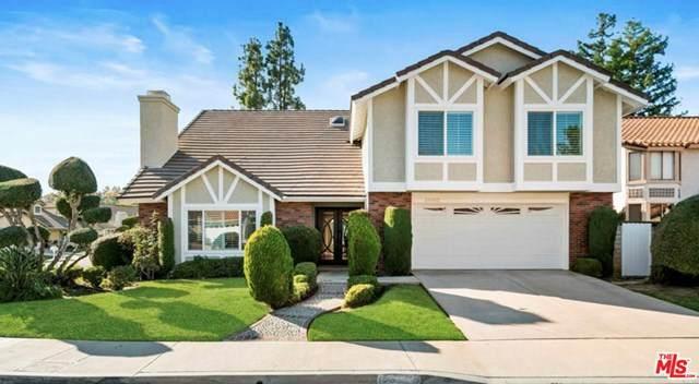 29002 Saddlebrook Drive, Agoura Hills, CA 91301 (#21706530) :: Power Real Estate Group