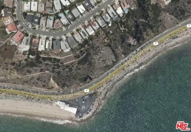 0 Pacific Coast Highway, Malibu, CA 90290 (#21708234) :: Steele Canyon Realty
