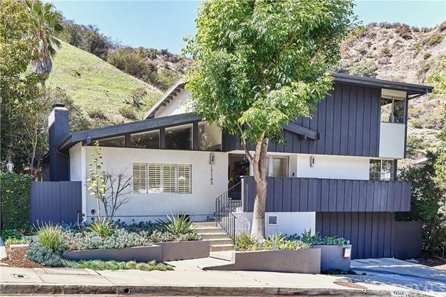 17143 Escalon Drive, Encino, CA 91436 (#SB21058937) :: The Brad Korb Real Estate Group