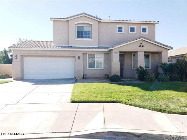43825 Elena Court, Lancaster, CA 93536 (#221001464) :: Wendy Rich-Soto and Associates