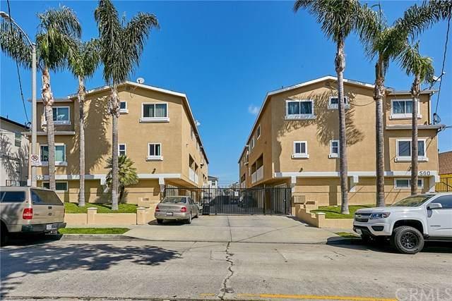 560 W 14th Street #3, San Pedro, CA 90731 (#SB21059395) :: Wendy Rich-Soto and Associates