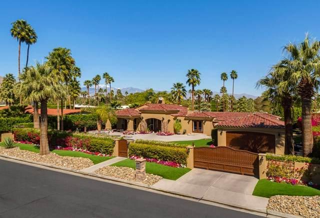 944 E Mel Avenue, Palm Springs, CA 92262 (#219059253DA) :: Wendy Rich-Soto and Associates