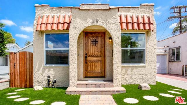 319 W Chevy Chase Drive, Glendale, CA 91204 (#21708714) :: Wendy Rich-Soto and Associates