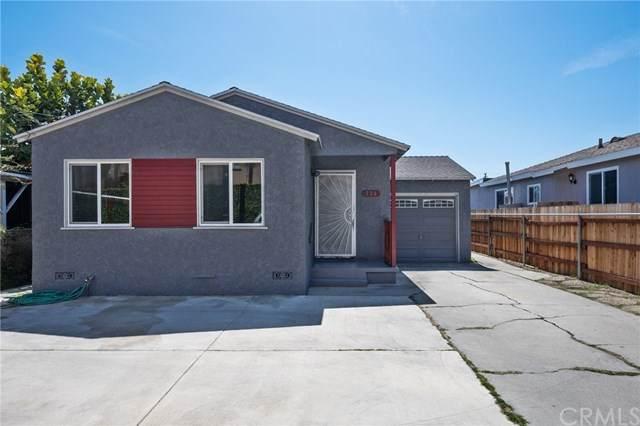 736 W 219th Street, Torrance, CA 90502 (#PW21060363) :: Koster & Krew Real Estate Group | Keller Williams