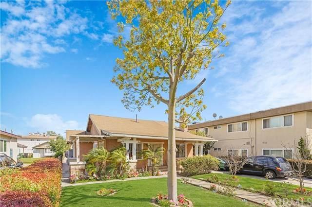 532 S Flower Street, Inglewood, CA 90301 (#SB21060500) :: Wendy Rich-Soto and Associates