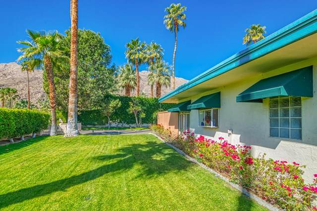 192 Ocotillo Avenue, Palm Springs, CA 92264 (#219059341PS) :: Millman Team
