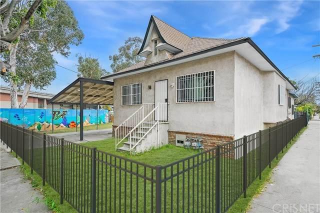 906 W 17th Street, Los Angeles (City), CA 90015 (#SR21060474) :: RE/MAX Empire Properties