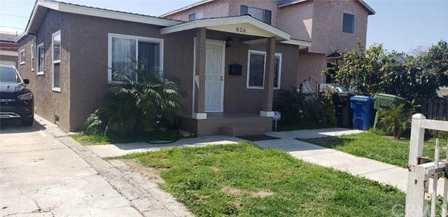 856 E 112th Street, Los Angeles (City), CA 90059 (#DW21061684) :: Wendy Rich-Soto and Associates
