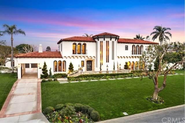 124 Via Monte Doro, Redondo Beach, CA 90277 (#SB21061990) :: Mainstreet Realtors®