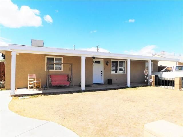 233 N Fairview Street, Ridgecrest, CA 93555 (#EV21062541) :: Koster & Krew Real Estate Group   Keller Williams