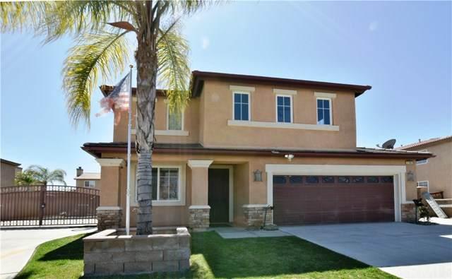 2190 Lavender Court, San Jacinto, CA 92582 (#SW21062535) :: Team Forss Realty Group