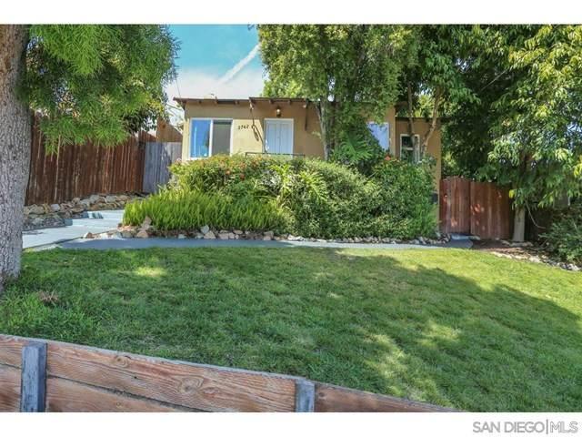 2742 Treat Street, San Diego, CA 92102 (#210007700) :: Koster & Krew Real Estate Group | Keller Williams