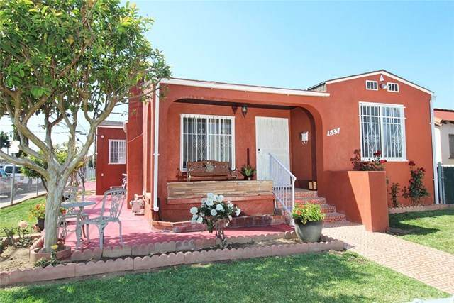683 Fraser Avenue, East Los Angeles, CA 90022 (#SR21060925) :: Wendy Rich-Soto and Associates
