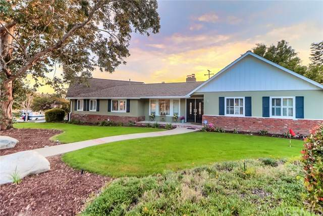 165 S Country Club Road, Glendora, CA 91741 (#CV21035451) :: The Costantino Group | Cal American Homes and Realty