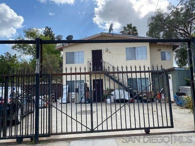 3632 34 Roselawn Ave, San Diego, CA 92105 (#210007757) :: The Costantino Group | Cal American Homes and Realty