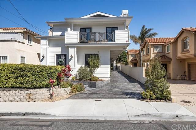 2309 Clark Lane A, Redondo Beach, CA 90278 (#SB21061823) :: Go Gabby