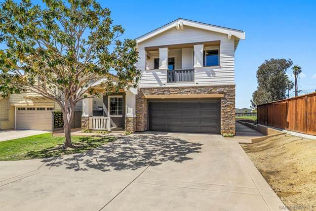 1156 Kava Ct, Encinitas, CA 92024 (#210007791) :: The Costantino Group   Cal American Homes and Realty
