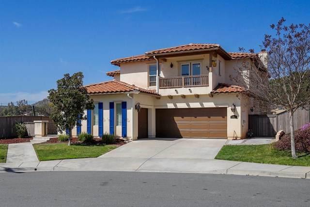 2402 Honeybell Ln, Escondido, CA 92027 (#210007796) :: Koster & Krew Real Estate Group | Keller Williams