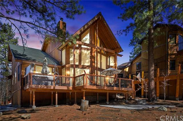 1203 Wolf Creek Court, Big Bear, CA 92315 (#SW21062738) :: Wendy Rich-Soto and Associates